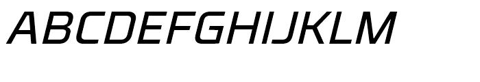 RBNo31 Book Italic Font UPPERCASE