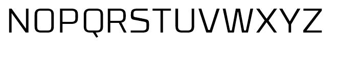 RBNo31 Light Font UPPERCASE
