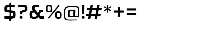 RBNo31 Medium Font OTHER CHARS