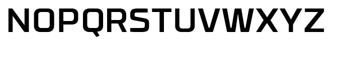 RBNo31 Medium Font UPPERCASE