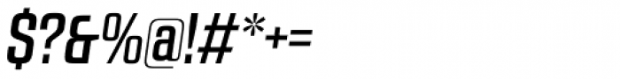 RBNo2.1 a Medium Italic Font OTHER CHARS