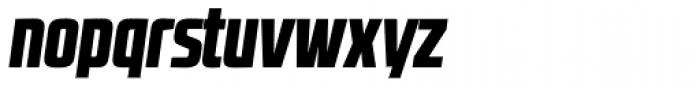 RBNo2.1 b Black Italic DEMO Font LOWERCASE
