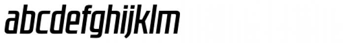 RBNo2.1 b Medium Italic Font LOWERCASE