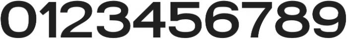 RE-Caravelle Black Extended otf (900) Font OTHER CHARS