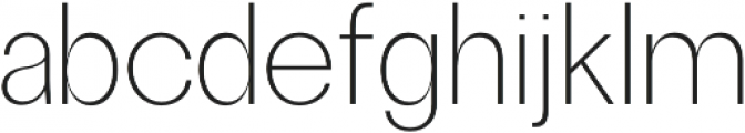 RE-Caravelle Light otf (300) Font LOWERCASE