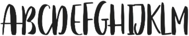 React otf (400) Font UPPERCASE