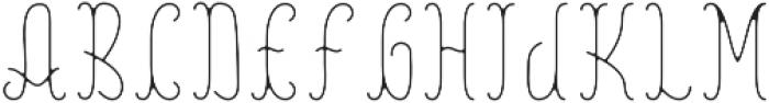 Reading InlineFX otf (400) Font LOWERCASE