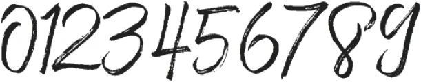 Readmitted Font Reguler otf (400) Font OTHER CHARS