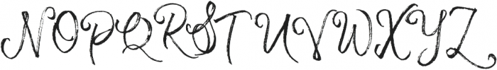 Readmitted Font Reguler otf (400) Font UPPERCASE