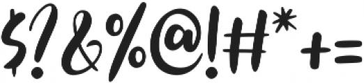 Realita ttf (400) Font OTHER CHARS
