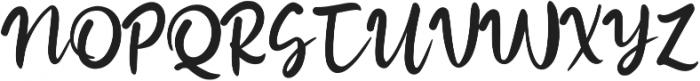 Realita ttf (400) Font UPPERCASE
