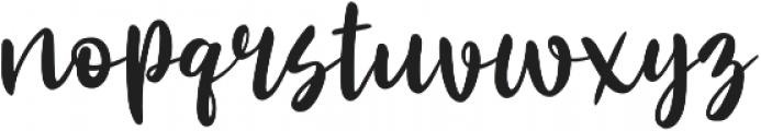 Realita ttf (400) Font LOWERCASE