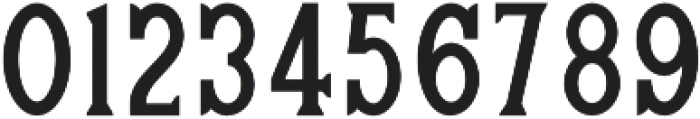Rebel Four otf (400) Font OTHER CHARS