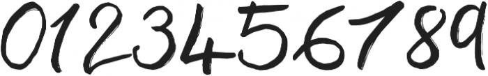 Rebel otf (400) Font OTHER CHARS