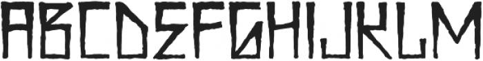 Rebels otf (400) Font UPPERCASE