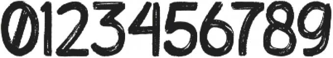 Rebrush ttf (400) Font OTHER CHARS
