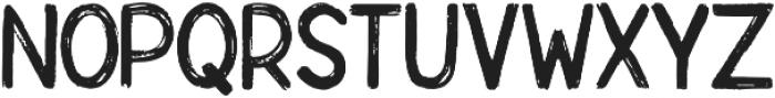 Rebrush ttf (400) Font LOWERCASE
