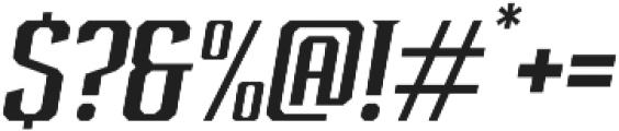 Rebute otf (400) Font OTHER CHARS