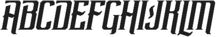 Rebute otf (400) Font UPPERCASE