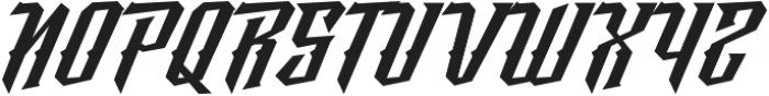Reckless otf (400) Font UPPERCASE