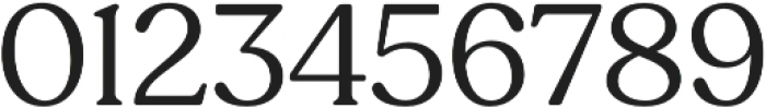 Recoleta otf (400) Font OTHER CHARS