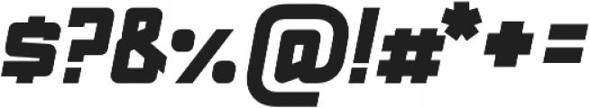Red Benny UltraBold otf (700) Font OTHER CHARS