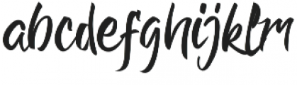 Red Swith Font otf (400) Font LOWERCASE
