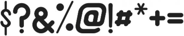 Redbrick otf (400) Font OTHER CHARS