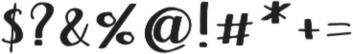 Redbus Regular otf (400) Font OTHER CHARS