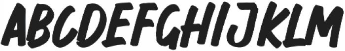 Redhipo otf (400) Font UPPERCASE
