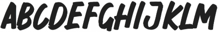 Redhipo otf (400) Font LOWERCASE