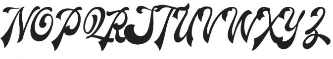 Redoura Alt One Regular otf (400) Font UPPERCASE
