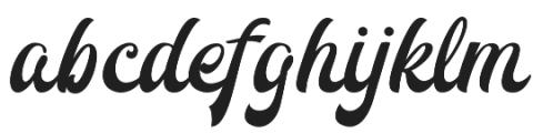 Redoura Alt One Regular otf (400) Font LOWERCASE