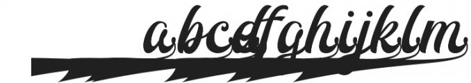 Redoura Alt Seven otf (400) Font LOWERCASE
