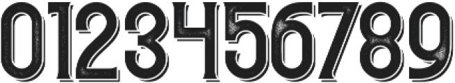 Redvolve Press Shadow ttf (400) Font OTHER CHARS