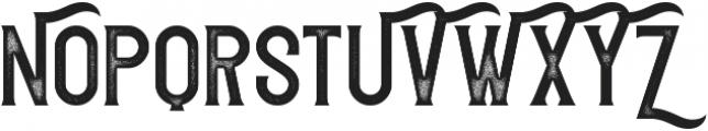 Redvolve Press ttf (400) Font UPPERCASE