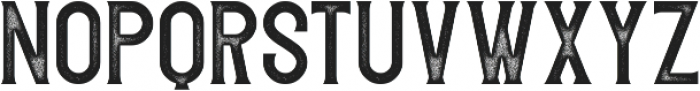 Redvolve Press ttf (400) Font LOWERCASE
