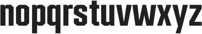 Redwing Bold otf (700) Font LOWERCASE