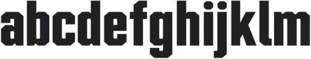 Redwing Heavy otf (800) Font LOWERCASE
