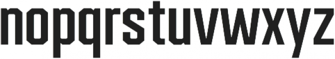 Redwing Medium otf (500) Font LOWERCASE