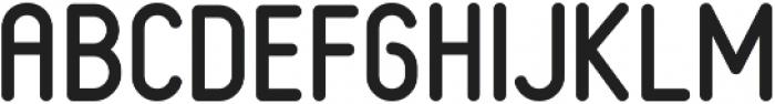 Reef otf (400) Font UPPERCASE
