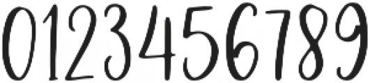 Reflection otf (400) Font OTHER CHARS