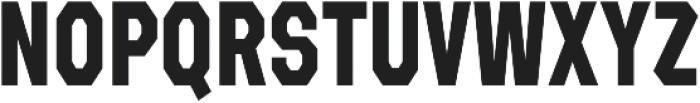 Refuel Condensed Bold otf (700) Font UPPERCASE