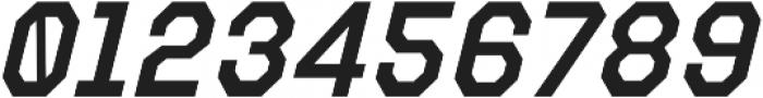 Refuel SemiBold Italic otf (600) Font OTHER CHARS