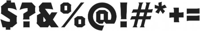 Regalia otf (400) Font OTHER CHARS