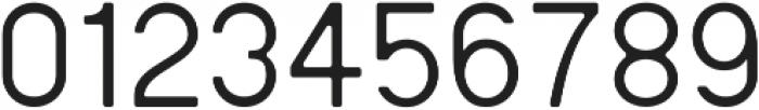 Regime Round Regular Round ttf (400) Font OTHER CHARS