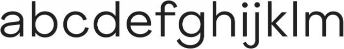 Regular C3 otf (400) Font LOWERCASE