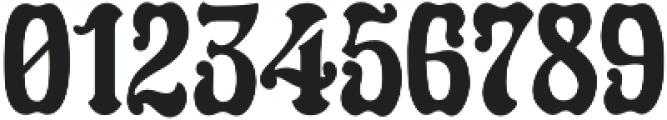 Reliquaire AOE Regular otf (400) Font OTHER CHARS
