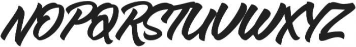Relish otf (400) Font UPPERCASE