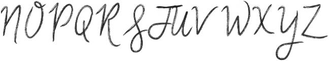 Relocate otf (400) Font UPPERCASE